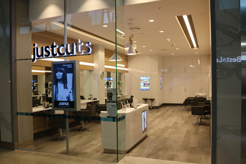 Just-Cuts-Shopfront-Warringah-Mall-Fitout