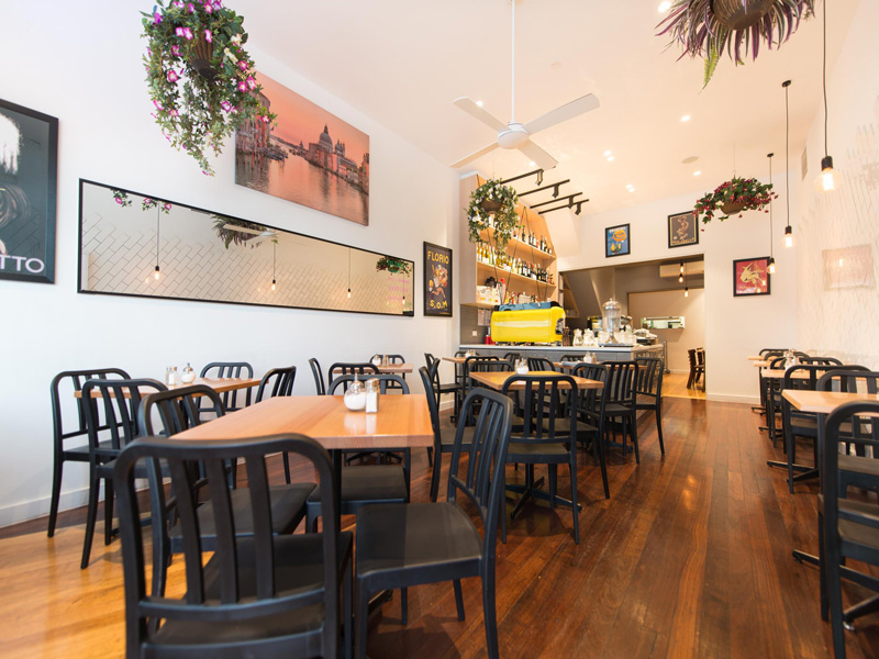 Cafe Shopfitters Melbourne
