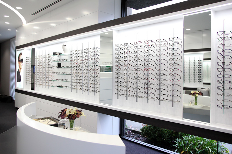 Stunning-Melbourne-Optometry-Fitout