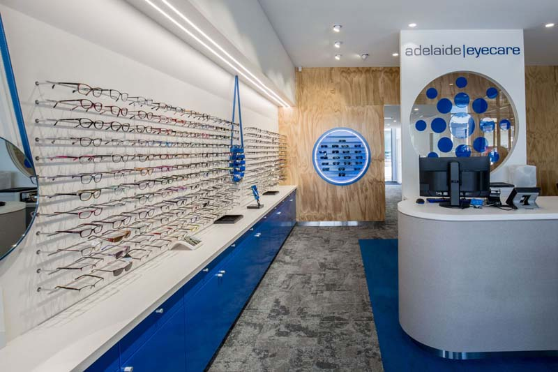 Adelaide-Optometry-Shop-Fitout