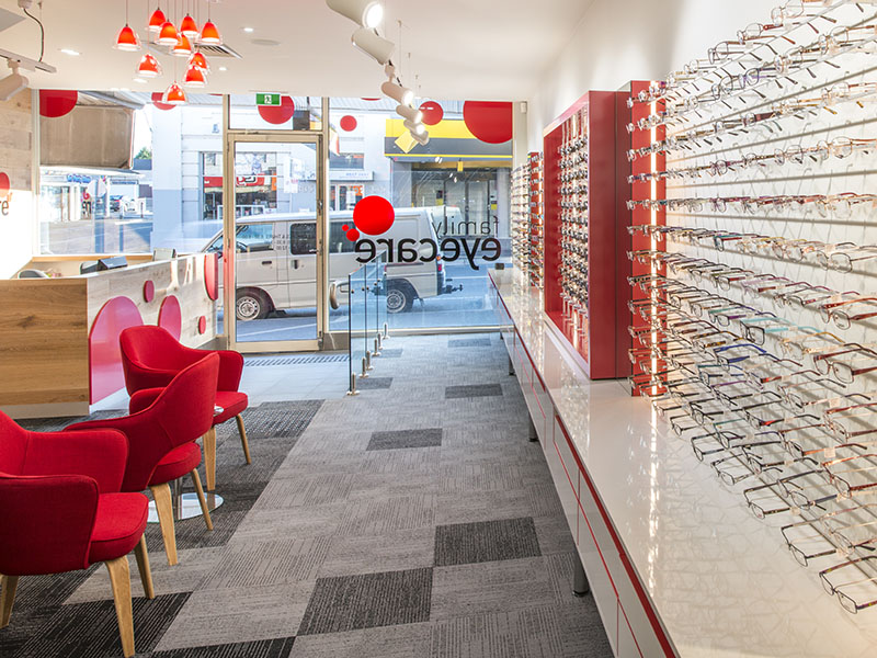 Bright-New-Interior-FItout-Bentleigh-Optometry-Store