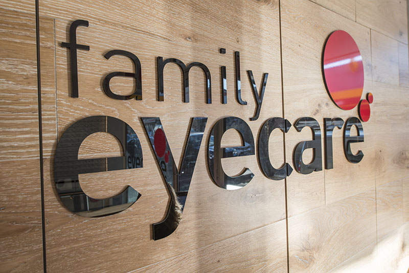Family-Eyecare-Bentleigh-Interior-Signage-AAFS-Shopfitting