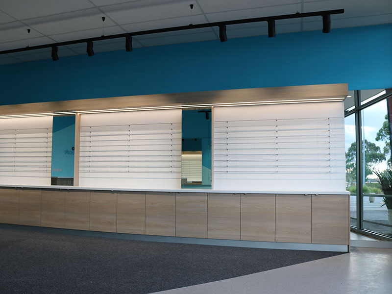 Wall-Frame-Display-Melbourne-Optometry-Fit-Out